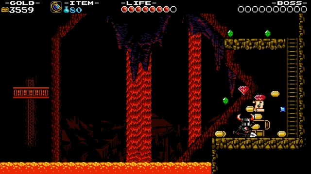 Shovel Knight screenshot - Lost City