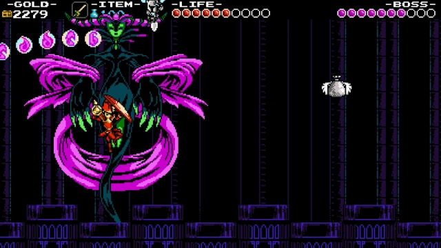 Shovel Knight screenshot - Tower of Fate: ????