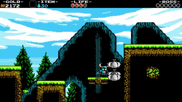 Shovel Knight screenshot - Basics