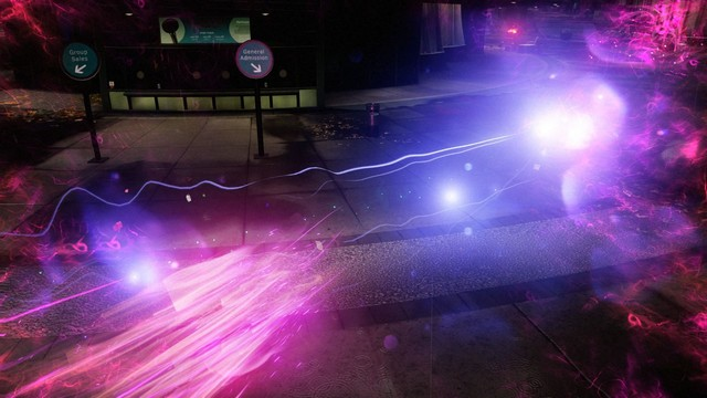 InFAMOUS: First Light screenshot - Free the Neon