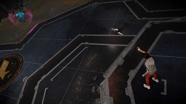 InFAMOUS: First Light screenshot - Assault the Motherland