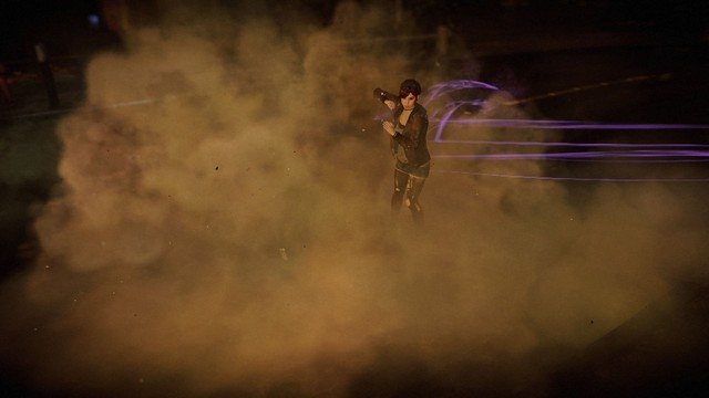 InFAMOUS: First Light screenshot - Price of Redemption
