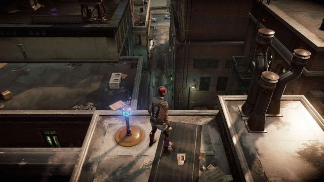 InFAMOUS: First Light screenshot - Kingpin of Seattle