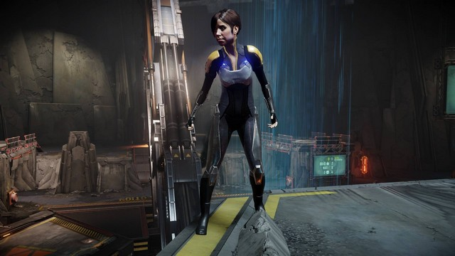 InFAMOUS: First Light screenshot - Arena
