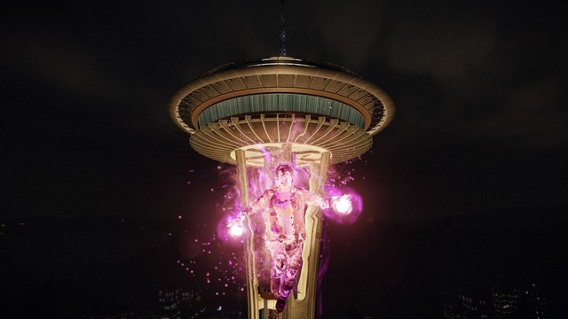 InFAMOUS: First Light screenshot - Challenges