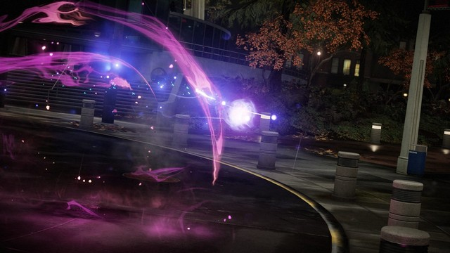 InFAMOUS: First Light screenshot - Collectibles and Events
