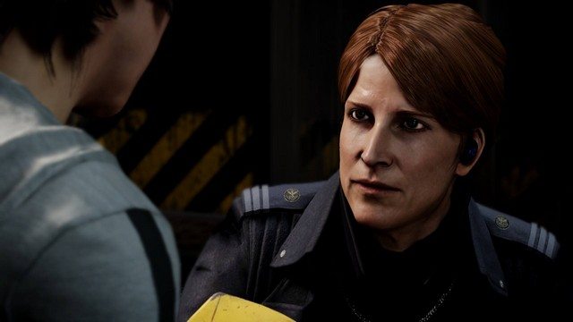 InFAMOUS: First Light screenshot - Story and Characters