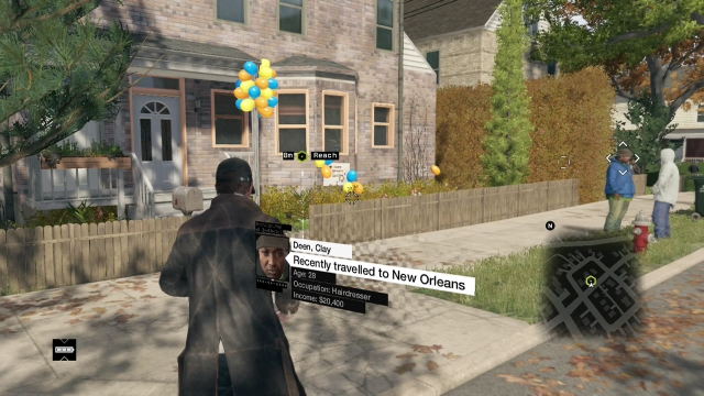 Watch Dogs screenshot - Act I: Big Brother