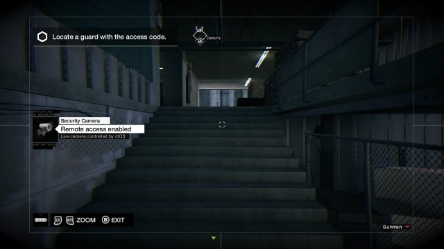 Watch Dogs screenshot - Act I: Backstage Pass