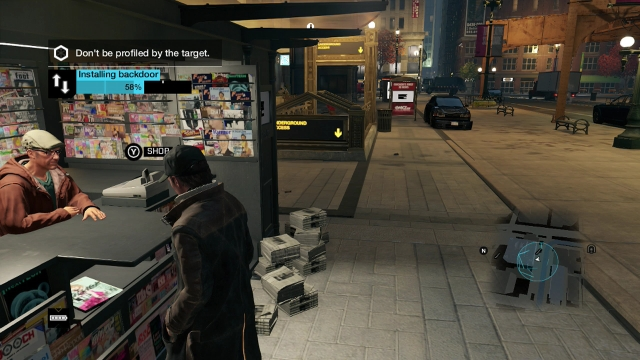 Watch Dogs Driver App