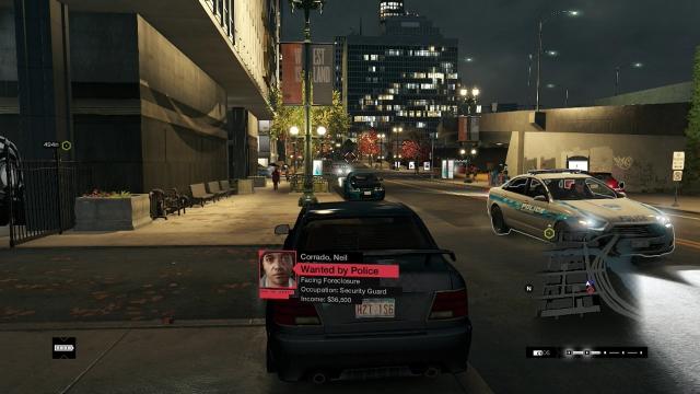 Watch Dogs screenshot - Act I: Backseat Driver