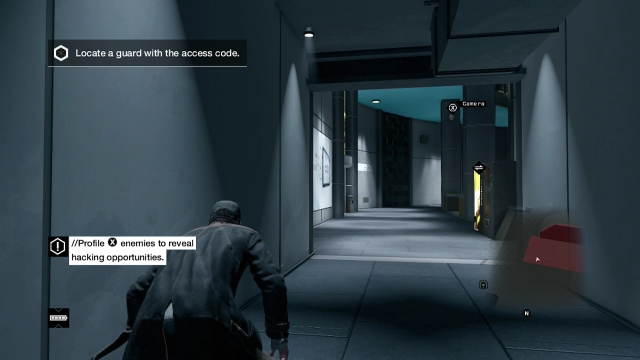 Watch Dogs screenshot - Act I: Open Your World
