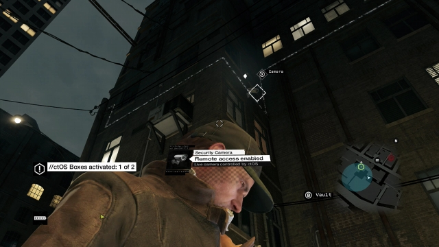 Watch Dogs How To Activate Ctos Box