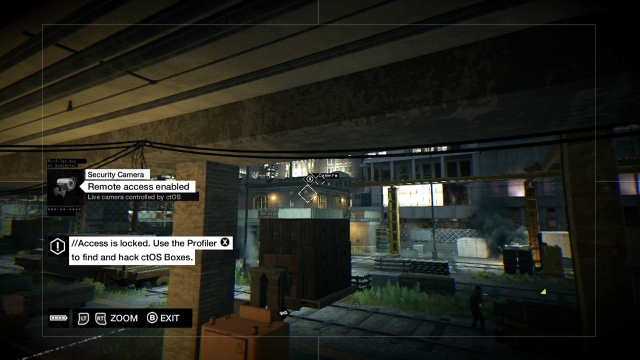Watch Dogs screenshot - Act I: Not the Pizza Guy