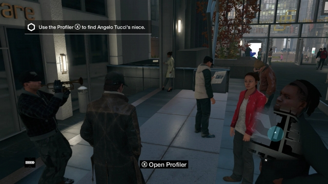 Watch Dogs screenshot - Act I: A Wrench in the Works