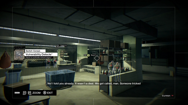 Watch Dogs screenshot - Act I: Dressed in Peels