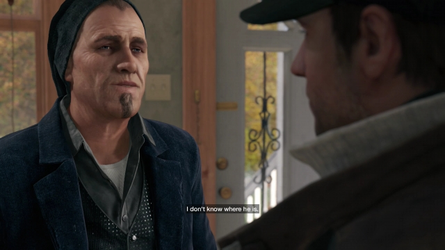 Watch Dogs screenshot - Act II: Hold on, Kiddo