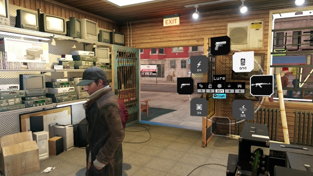 Watch Dogs screenshot - Act II: Tools of the Trade