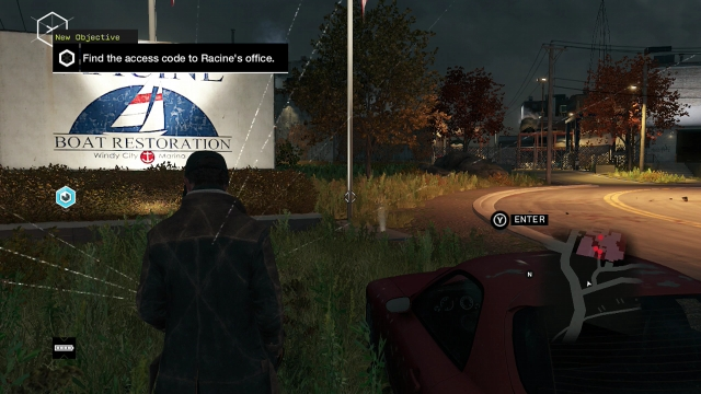 Watch Dogs screenshot - Act II: Breakable Things