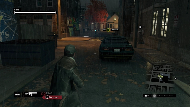 Watch Dogs screenshot - Act II: Collateral