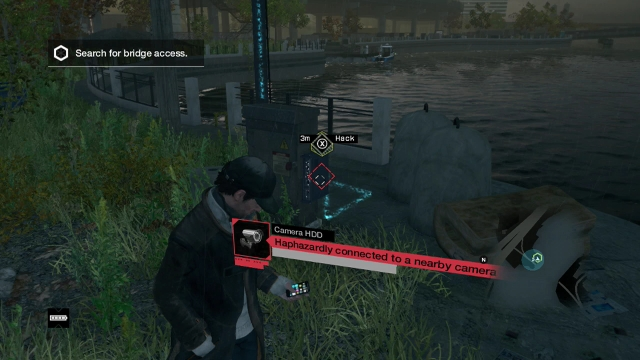 Watch Dogs screenshot - Act II: One Foot in the Grave