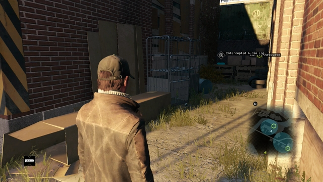 Watch Dogs screenshot - Act II: A Blank Spot There-ish