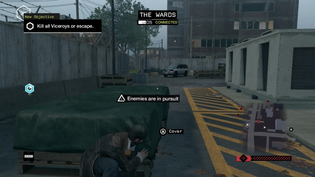 Watch Dogs screenshot - Act II: Jury-Rigged