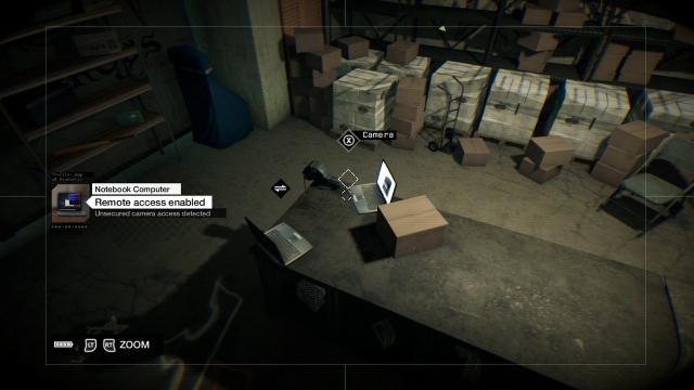 Watch Dogs screenshot - Act II: Grandma's Bulldog