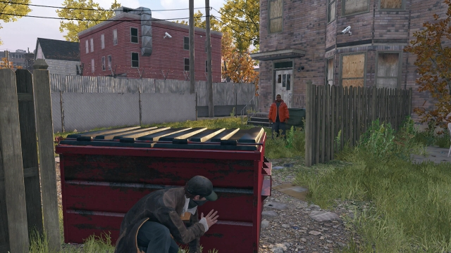 Watch Dogs screenshot - Act II: Not a Job for Tyrone