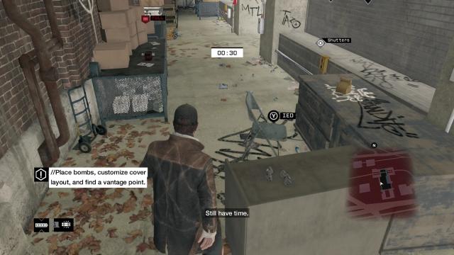 Watch Dogs screenshot - Act II: Uninvited