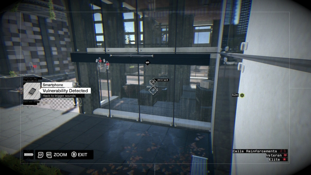 Watch Dogs screenshot - Act II: Stare into the Abyss