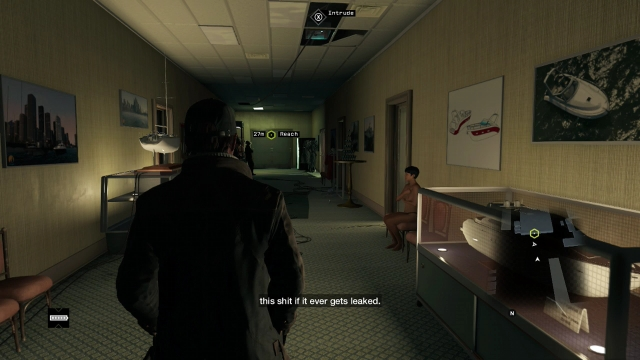 Watch Dogs screenshot - Act II: A Risky Bid