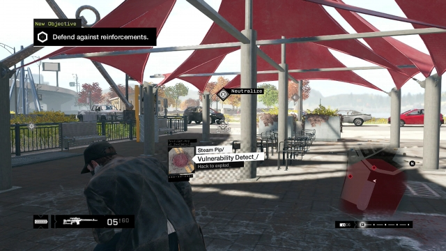 Watch Dogs screenshot - Act II: Role Model