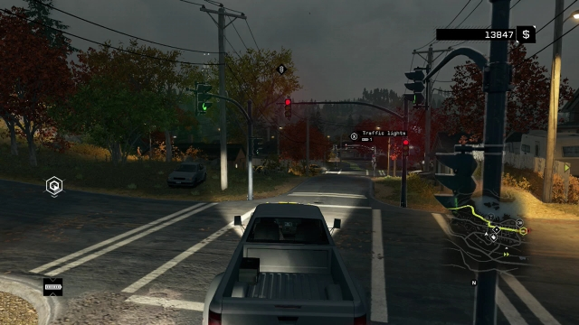 Watch Dogs screenshot - Act III: Unstoppable Force