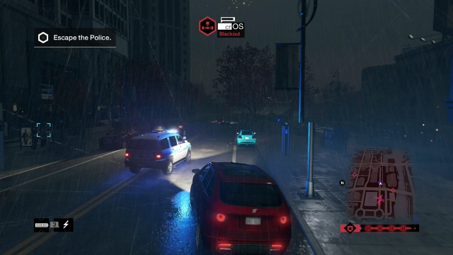 Watch Dogs screenshot - Act IV: In Plain Sight