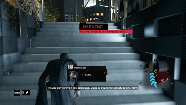 Watch Dogs screenshot - Act IV: The Rat's Lair