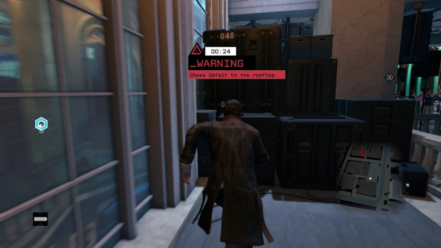 Watch Dogs screenshot - Act IV: The Defalt Condition