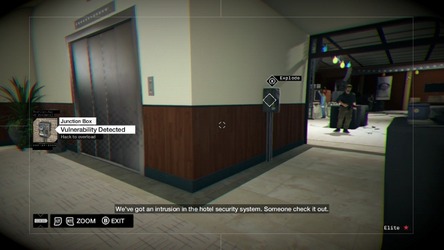 Watch Dogs screenshot - Act IV: No Turning Back