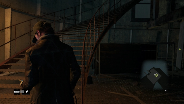 Watch Dogs screenshot - Act V: Sometimes You Still Lose