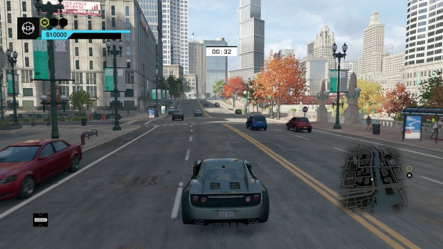 Watch Dogs screenshot - Fixer Contracts