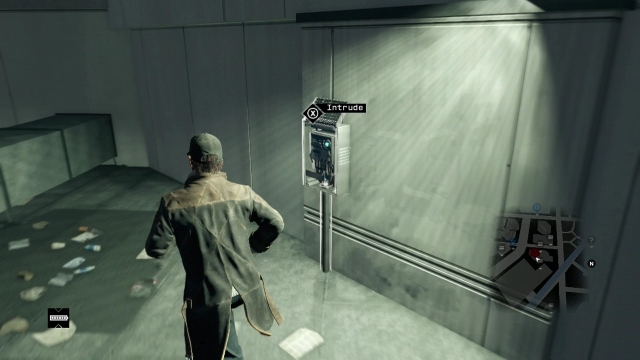 Watch Dogs screenshot - ctOS Towers