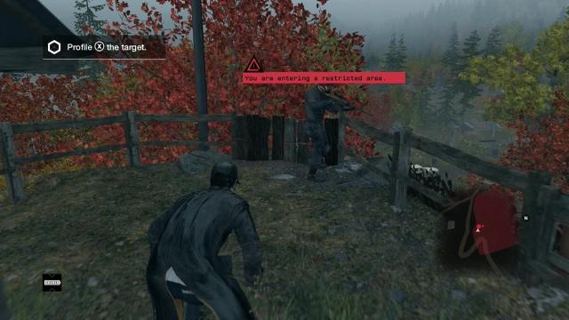 Watch Dogs screenshot - Gang Hideouts