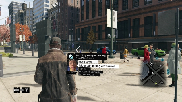 Watch Dogs screenshot - Collectibles