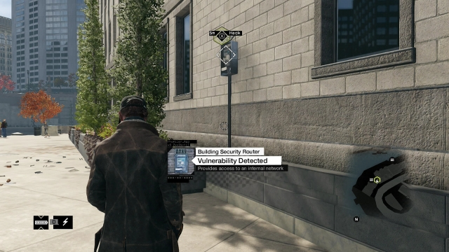 Watch Dogs screenshot - Human Traffic