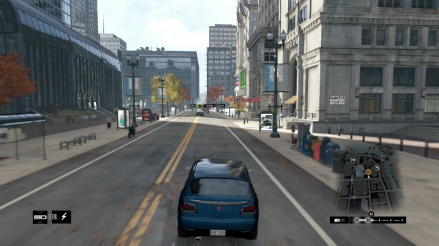 Watch Dogs screenshot - Human Traffic