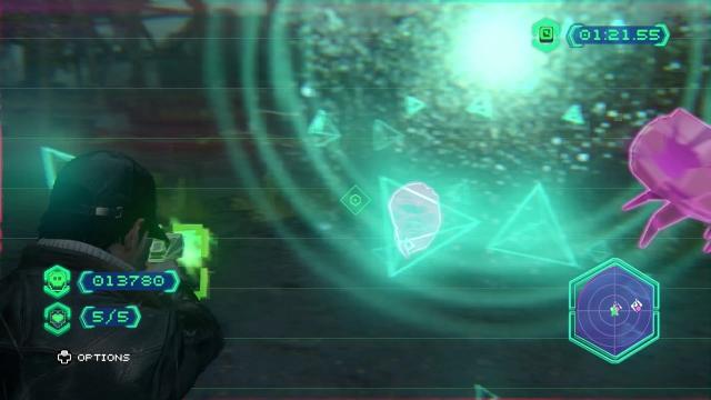 Watch Dogs screenshot - Mini Games