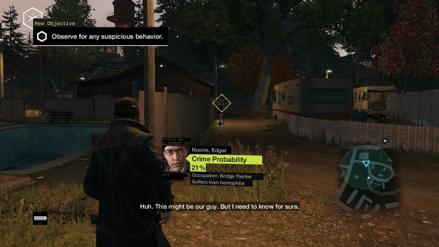 How To Get Your Reputation Back In Watch Dogs
