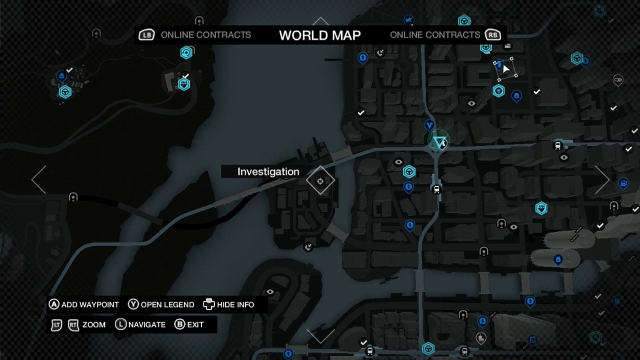 Watch Dogs screenshot - Weapons Trade