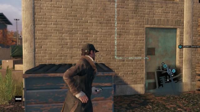 Watch Dogs screenshot - Weapons Trade