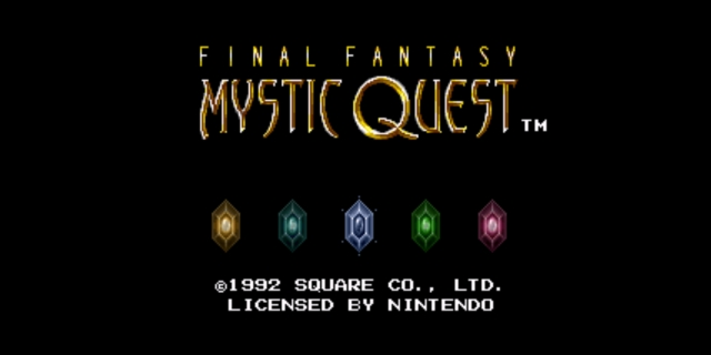 Brand new Final Fantasy: Mystic Quest soundtrack reworks the classics